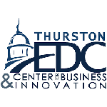 Thurston EDC Center for Business & Innovation Logo